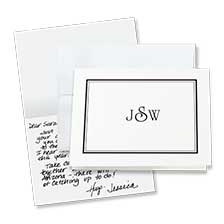 Shop Monogram Cards at Colorful Images