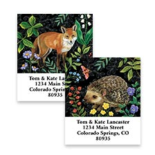 Shop Wildlife Labels at Colorful Images