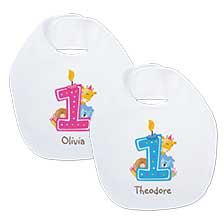 Shop Personalized Bibs at Colorful Images