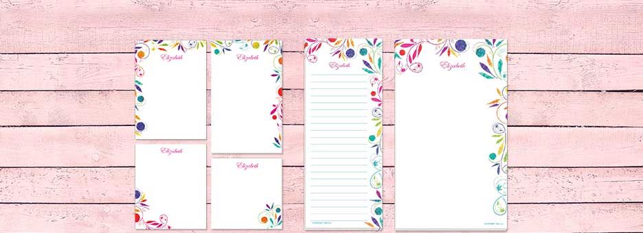 Shop Home Office Stationery at Colorful Images