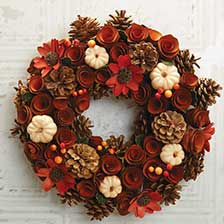 Shop Wreaths & Banners at Colorful Images