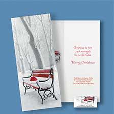 Shop Christmas Slimline Cards at Colorful Images