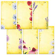 Shop Note & List Pads at Colorful Images