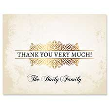 Shop Thank You Cards at Colorful Images