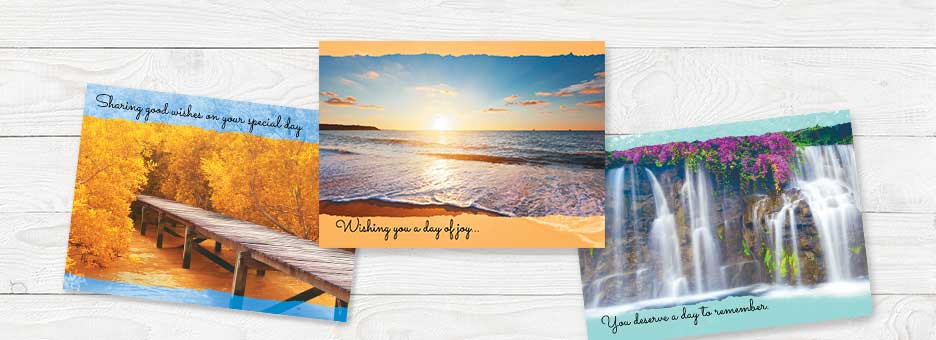 Shop Greeting Cards & Seals at Colorful Images